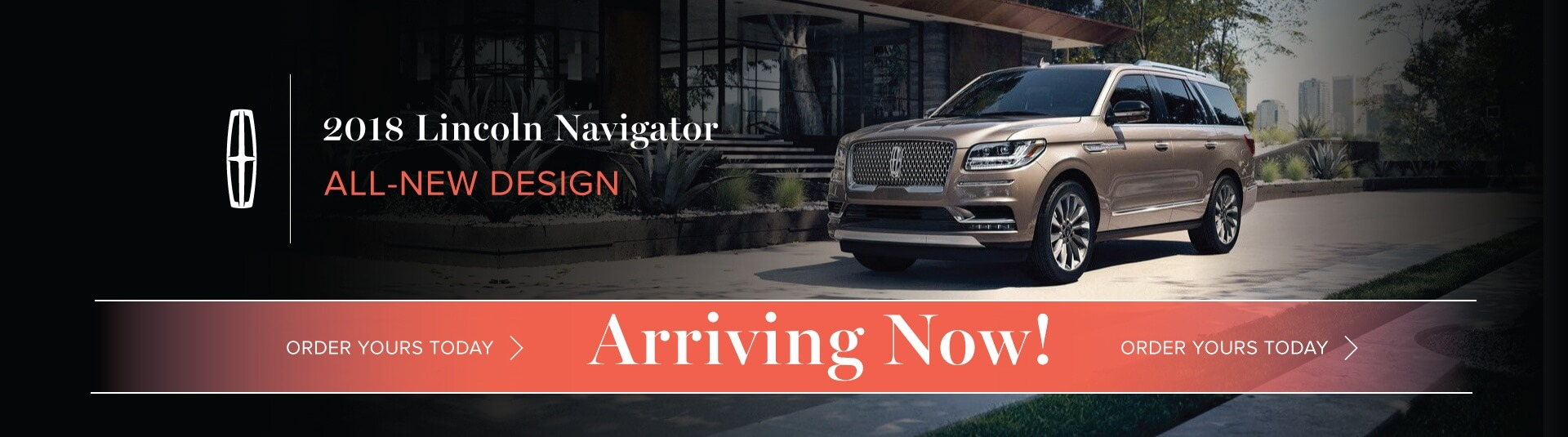 All New 2018 Lincoln Navigator