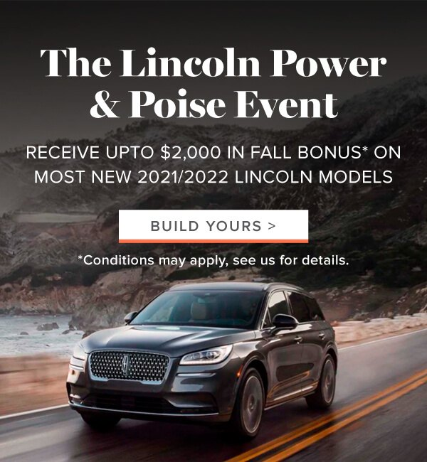 Power and Poise - Bayfield Lincoln